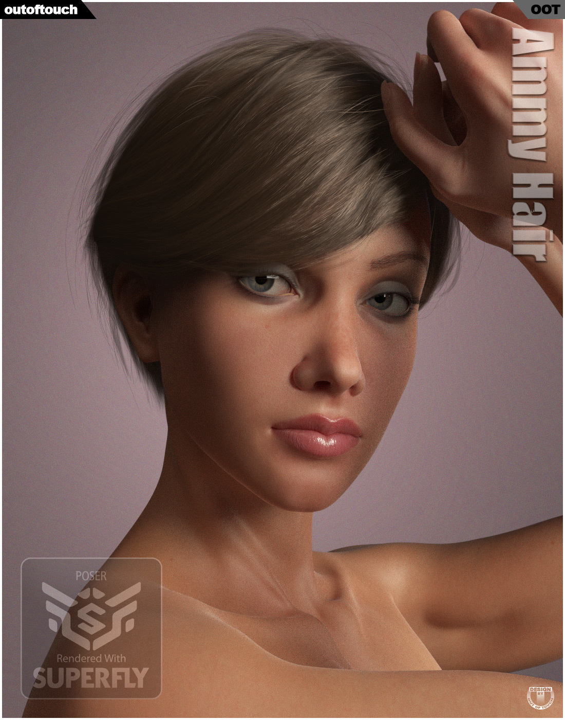 Ammy Hair for La Femme by outoftouch