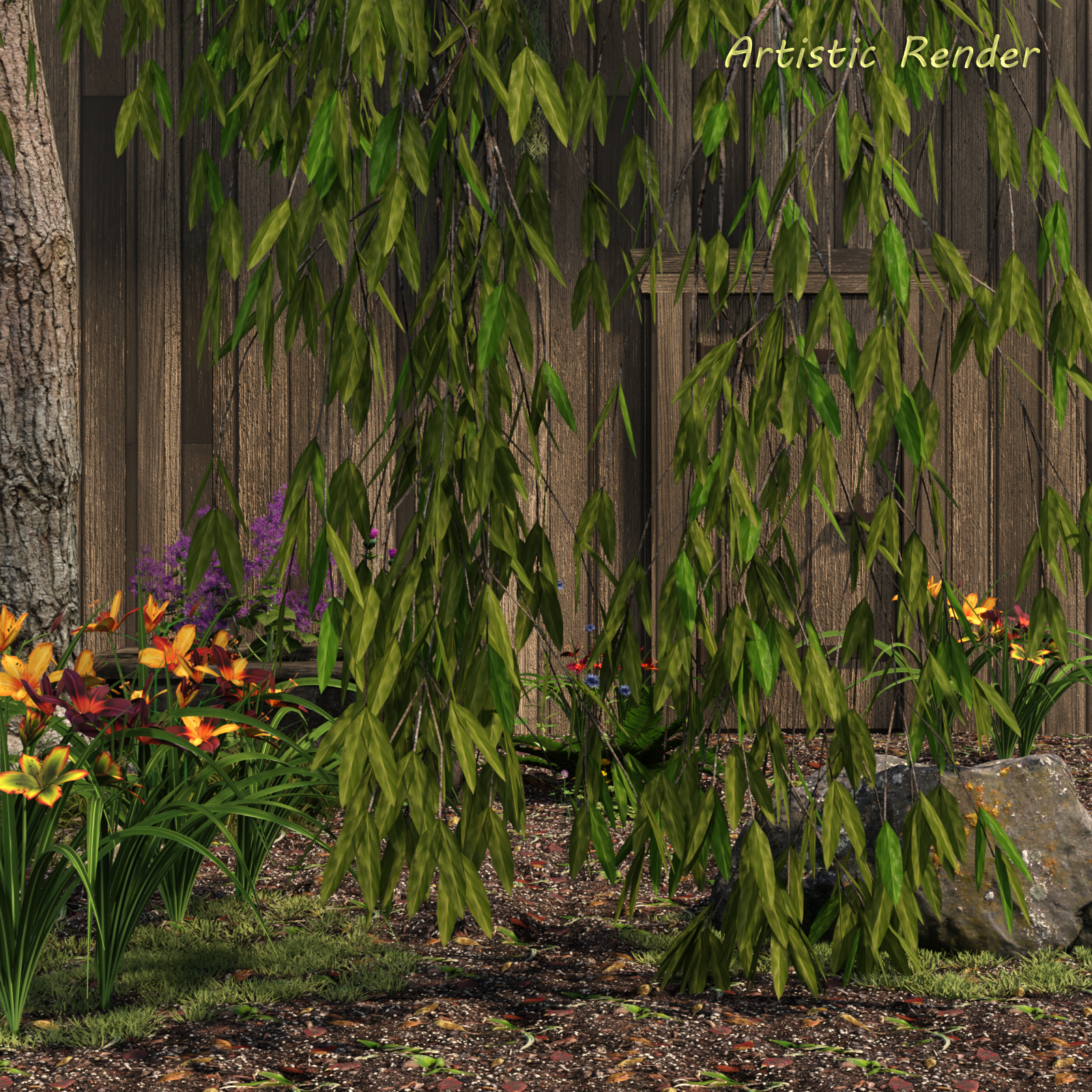 FB Natural Ground Iray Shaders for Daz Studio 4.10