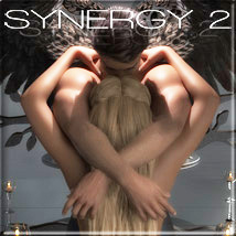 Synergy 2 - Poses for G3F-G8F image 1