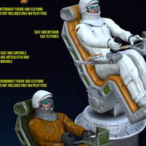 Space Race image 6