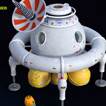 Space Race image 8
