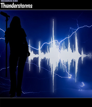 Shaaramuse Audio: Thunderstorms - Extended License Extended Licenses Music  : Soundtracks : FX ShaaraMuse3D