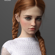 Emmeline Young for Genesis 8 Female image 3