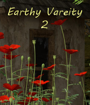 FB Earthy Variety 2 Background Images 2D Graphics fictionalbookshelf