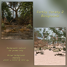 FB Earthy Variety 2 Background Images image 2