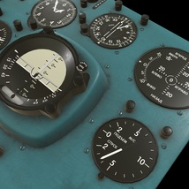 Mi-8MT Mi-17MT Left Panels Board Russian -Extended License image 4
