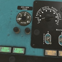 Mi-8MT Mi-17MT Right Side Console English - Extended License image 2