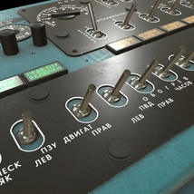 Mi-8MT Mi-17MT Right Side Console Russian - Extended LIcense image 4