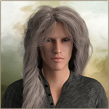 Kayla Hair For G3 G8 Daz image 8