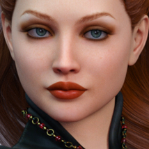 Rowena for Genesis 8 Female image 2