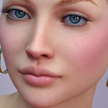 Rowena for Genesis 8 Female image 4