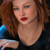Rowena for Genesis 8 Female image 6