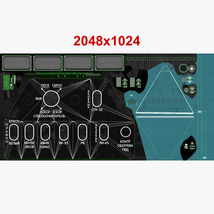 Mi-8MT Mi-17MT Left Triangular Panels Board Russian - Extended License image 9
