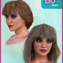 Biscuits Bo Hair image 6