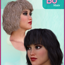 Biscuits Bo Hair image 7