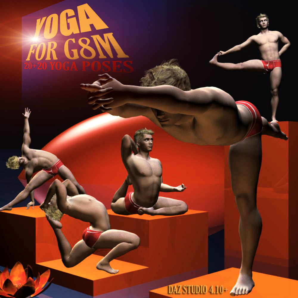 YOGA Poses for G8M