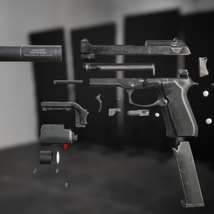 Beretta  - Extended License image 3