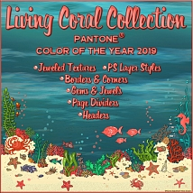 The Living Coral Collection image 12