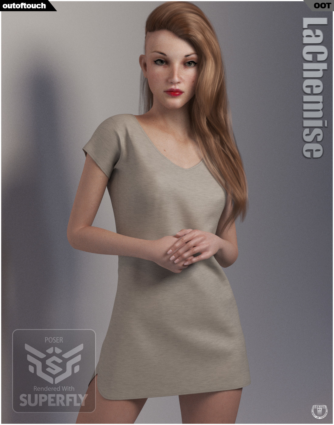 LaChemise for La Femme by outoftouch