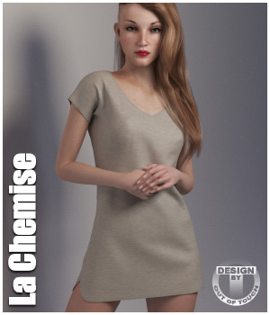 LaChemise for LaFemme by outoftouch