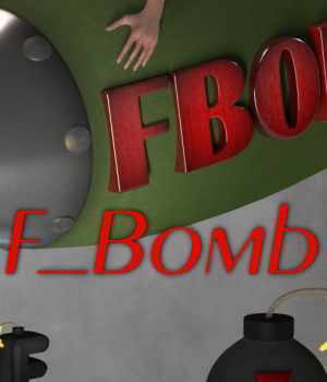 The F_Bomb Poser 3D Models DivabugDesigns