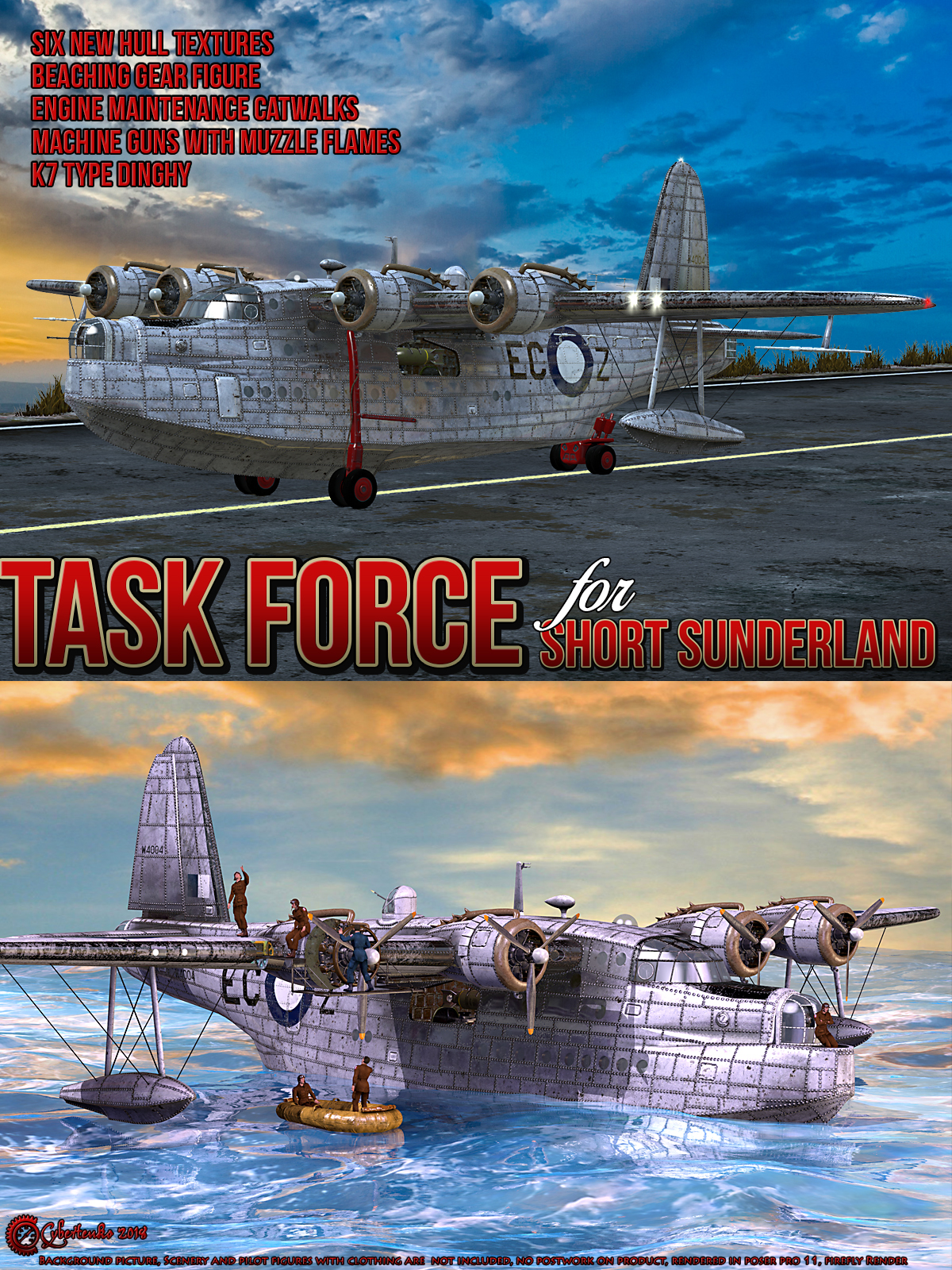 Task Force for Short Sunderland