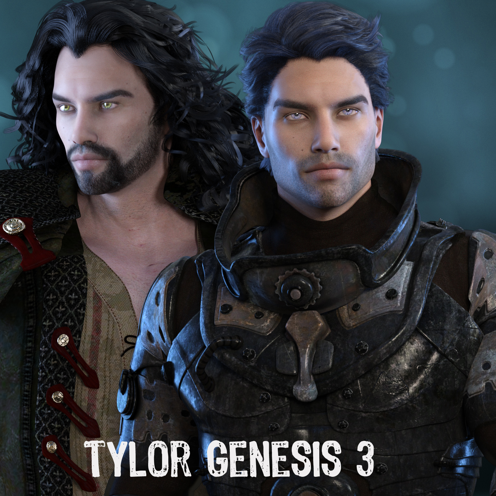 Tylor Genesis 3 Male - Extended License