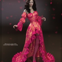 Epic: dForce - Queen of Hearts for G8F image 2
