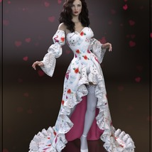 Epic: dForce - Queen of Hearts for G8F image 4