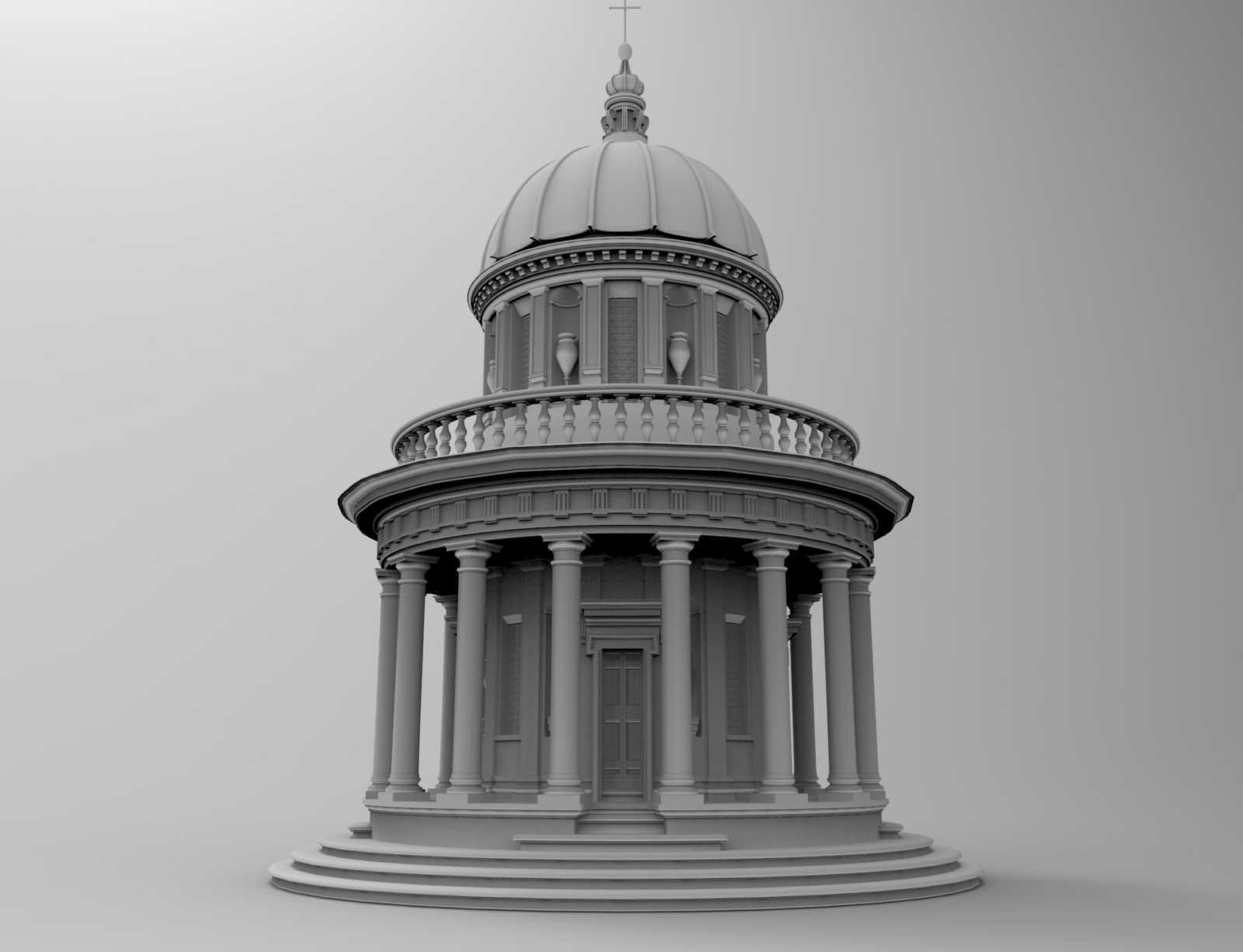 Tempietto - Extended License by adt0192
