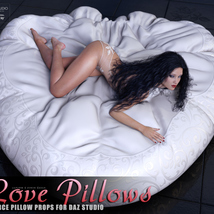 dForce Love Pillow Props image 1