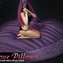 dForce Love Pillow Props image 2