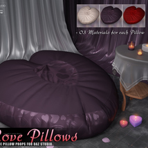 dForce Love Pillow Props image 4