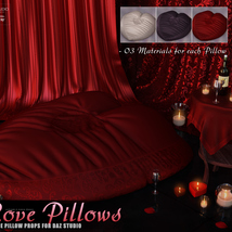 dForce Love Pillow Props image 5