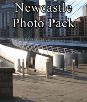Newcastle Photo Set 2D Graphics VanishingPoint