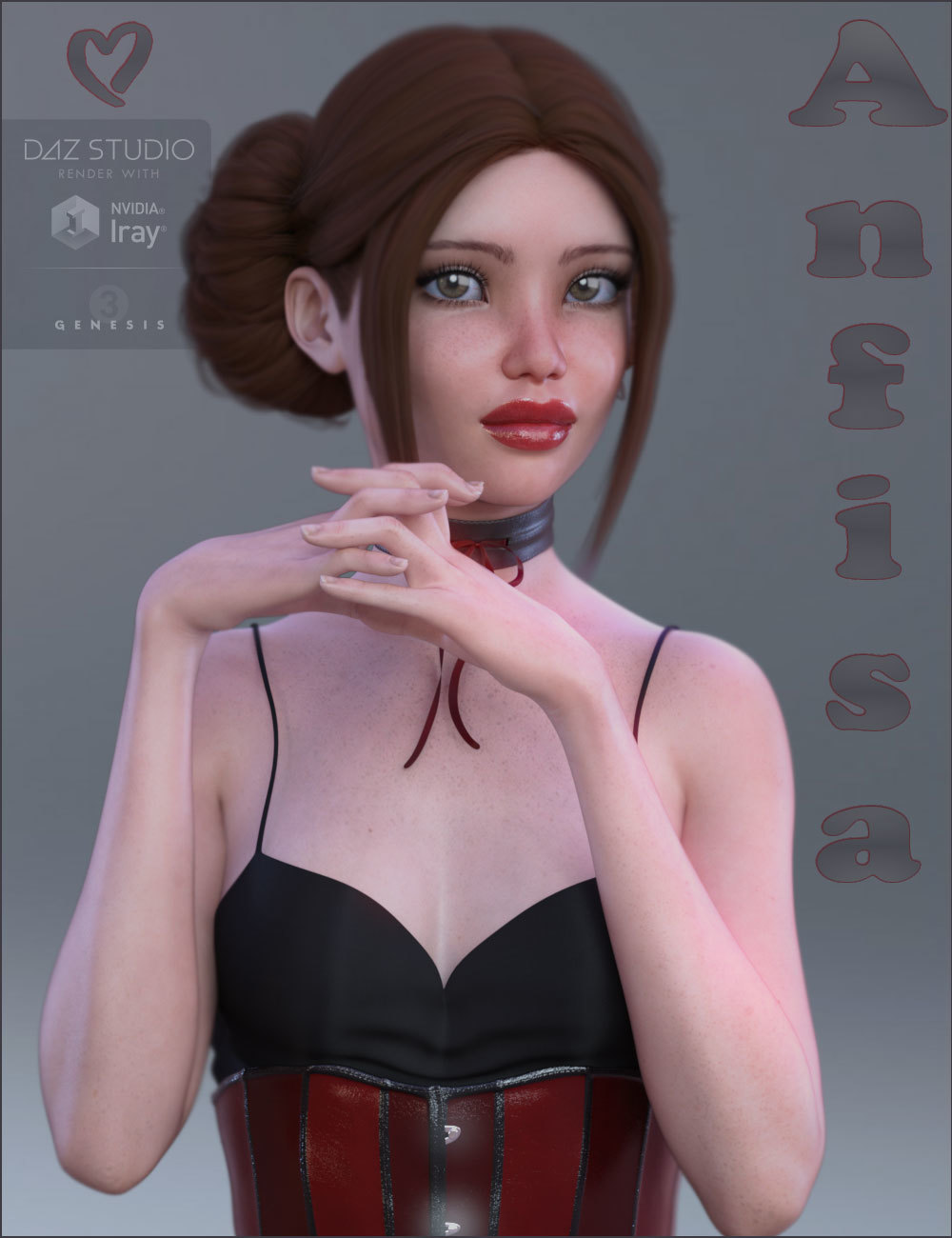 TDT-Anfisa for Genesis 3 Female by Deva3D