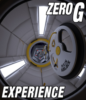 Zero G for Poser and Daz Studio 3D Models coflek-gnorg