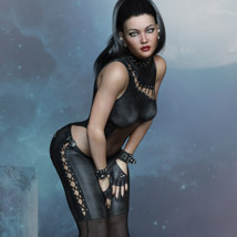 CruX Attitude for the Genesis 3 and Genesis 8 Females image 2