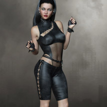 CruX Attitude for the Genesis 3 and Genesis 8 Females image 3