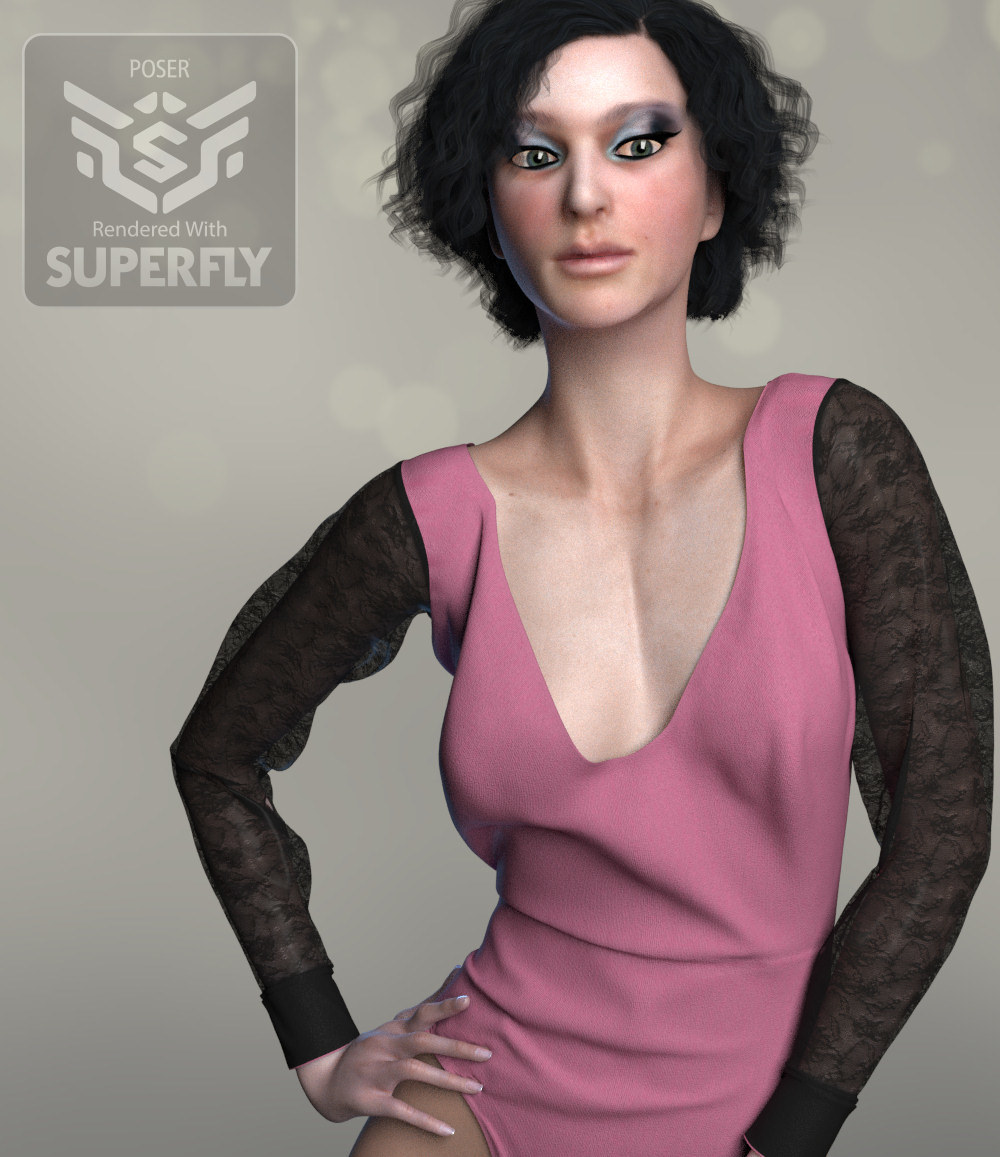 Dyn Sexy Body for La Femme by Karth