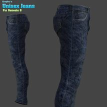 Greybro's Unisex Jeans for G8 image 4