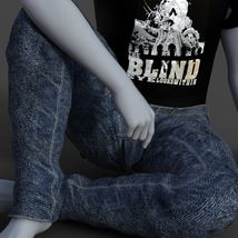 Greybro's Unisex Jeans for G8 image 7