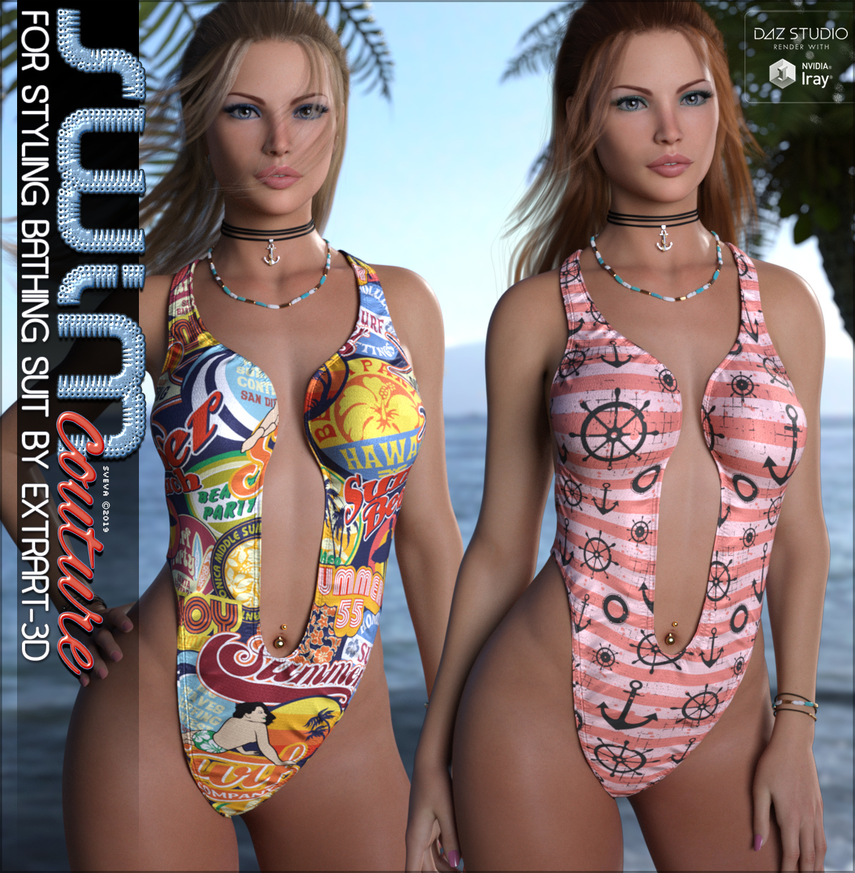 SWIM Couture for Styling Bathing Suit