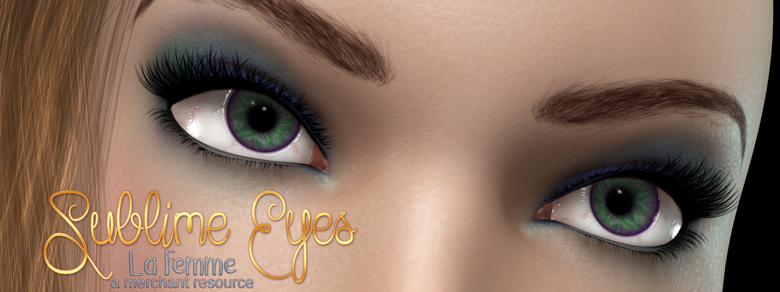 Sublime Eyes for La Femme Merchant Resource