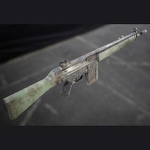 Rifle G3A4 - Extended License image 1