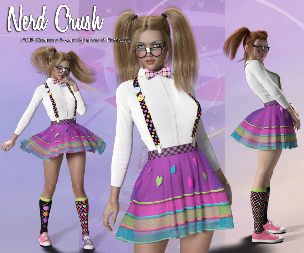 Nerd Crush for G3 and G8 Females