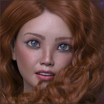 TDT-Becky for Genesis 8 Female image 5