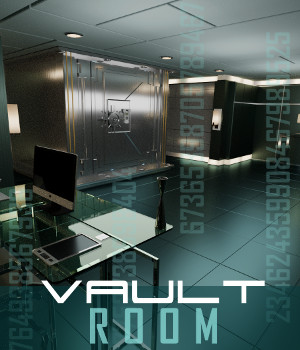 Vault Room 3D Models TruForm