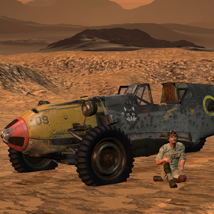 Wasteland Warriors - The Fighter image 8