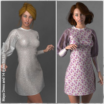 Maya Dress and 14 Styles for La Femme image 2